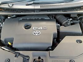 Toyota Avensis 2010 m dalys