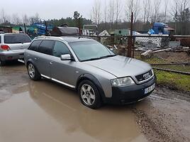Audi A6 Allroad Universalas 2002