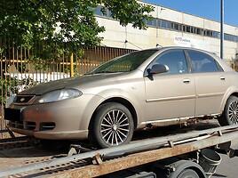 Chevrolet Lacetti 80 kW Hečbekas 2004