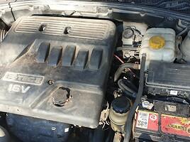 Chevrolet Lacetti 80 kW 2004 m dalys