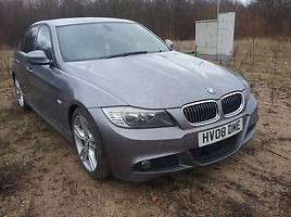 BMW 325 Sedanas 2008