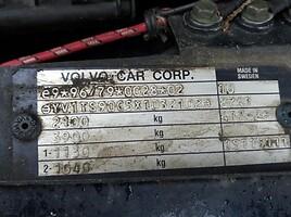 Volvo Bi turbo 2000 m dalys