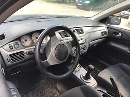Mitsubishi Lancer 2005 m dalys
