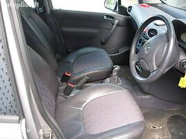 Mercedes-Benz A Klasė 1999 m. dalys