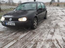 Volkswagen Golf IV SDI 1999 m dalys