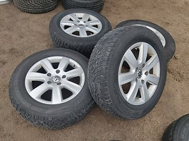 Volkswagen Et50 Light alloy R17