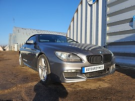 BMW 640 Coupe 2012