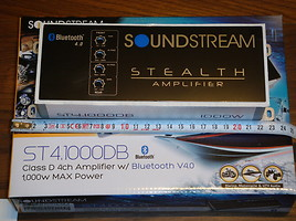 Soundstream st4.1000db bluetooth