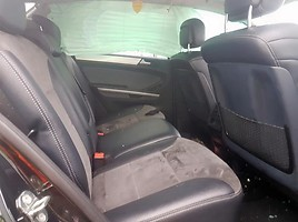 Mercedes-Benz Ml 300 W164 2009 m dalys