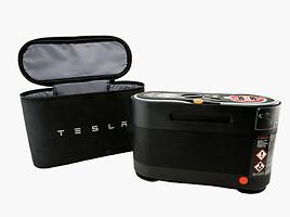 Kompresorius ir rato rem. balionėlis (Tesla)