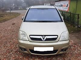 Opel Meriva I Z17DTH Vienatūris 2008