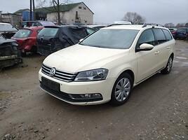 Volkswagen Passat B7 Universalas 2012