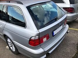 Bmw 525 E39 EXCLUSIVE 2002 г запчясти