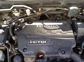 Honda Cr-V II 2006 m dalys
