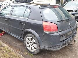 Opel Signum 110 kW 2004 m dalys