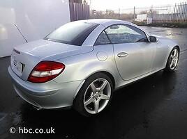 Mercedes-Benz SLC Klasė
