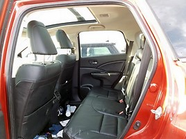Honda Cr-V 2014 m dalys