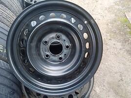 Nissan  Plieniniai štampuoti R16