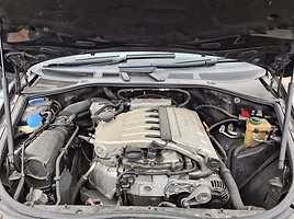 Volkswagen Touareg I 2005 m dalys