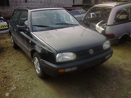 Volkswagen Golf Hečbekas 1994