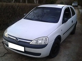 Opel Corsa Hečbekas 2003