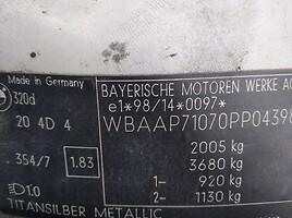 Bmw 320 E46 2004 y parts