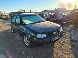 Volkswagen Golf IV Hečbekas 1999