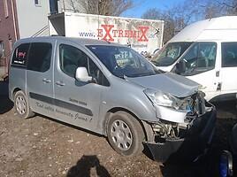 Peugeot Partner II (2008- )