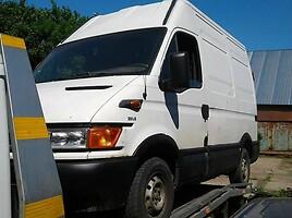 Iveco 29L10 Krovininis mikroautobusas 2000