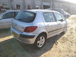 Peugeot 307 I Hečbekas 2005