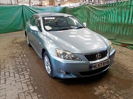 Lexus IS 220 Sedanas 2007