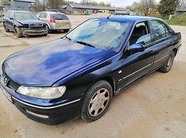 Peugeot 406 Sedanas 1999