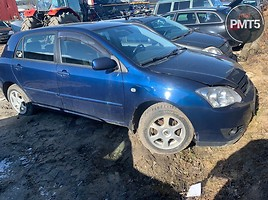 Toyota Corolla Seria E12 Hečbekas 2006