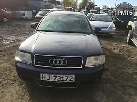 Audi A6 C5 2003 m dalys
