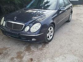 Mercedes-Benz E 220 W211 Sedanas 2004