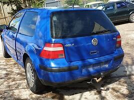 Volkswagen Golf IV LW5Z 2002 m dalys