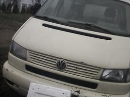 Volkswagen Transporter 1998 m dalys