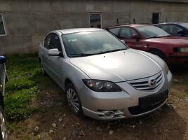 Mazda 3 I Sedanas 2004