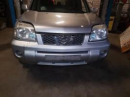 Nissan X-Trail I Visureigis 2006