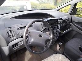 Toyota Previa 2005 m dalys