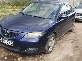 Mazda 3 I Sedanas 2006