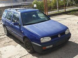 Volkswagen Golf III 55 kW 1997 m dalys