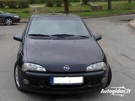 Opel Tigra I 1.4 ir 1,6ecotec