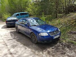 Volkswagen Passat Sedanas 2001
