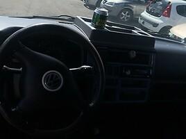 Volkswagen Caravelle TDI Keleivinis mikroautobusas 2000