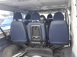 Citroen Jumper Keleivinis mikroautobusas 2002