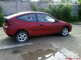 Mazda 323 V 323C, 1996m.