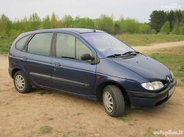 Renault Scenic I Dyzelis ir benzinas