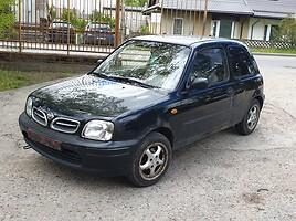 Nissan Micra K11 Hečbekas 2000