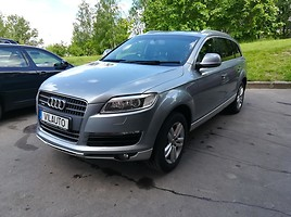 Audi Q7 BUG GVJ LY7G Visureigis 2006